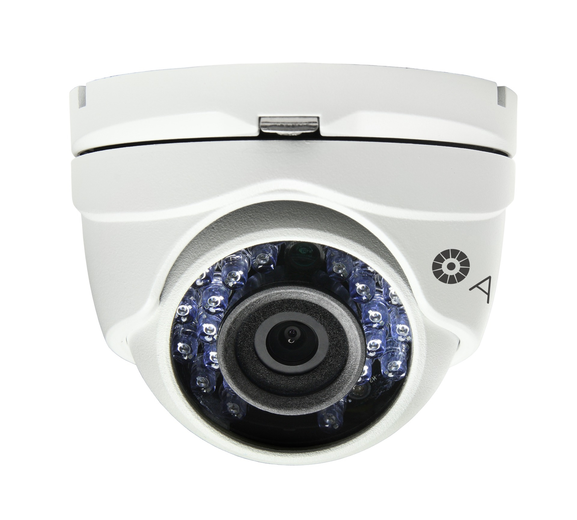 Alibi Gray Dome Camera